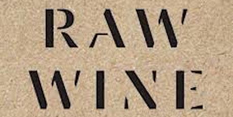 Raw Wine Tasting tickets