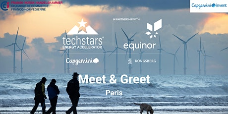 Techstars Energy Accelerator Meet and Greet : Paris billets