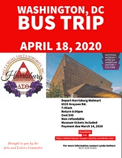 Harrisburg Alumnae Chapter, Bus Trip to NMAAHC tickets