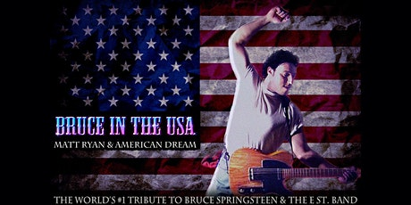 An Evening With: Bruce in the USA tickets