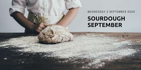 Sourdough September - West Moor Wonders WI September Meeting tickets