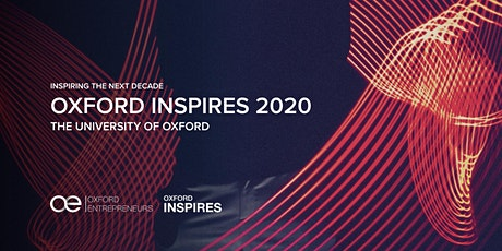 Oxford Inspires 2020 tickets