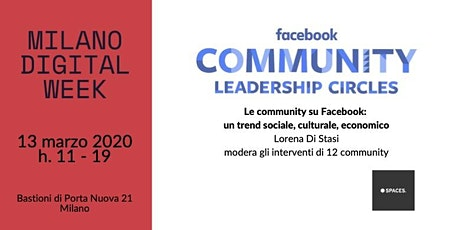 Community Leadership Circle @ Milano Digital Week tickets