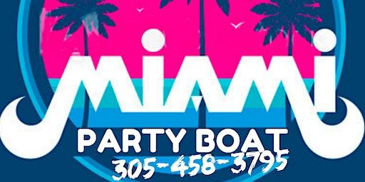 #Booze Cruise Miami - Boat Party