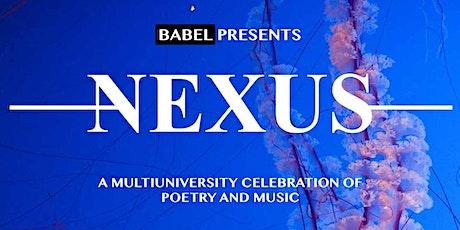 Babel Nexus Festival tickets