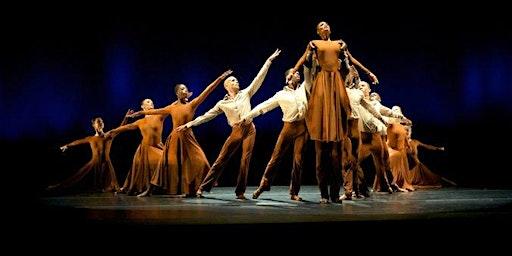 Dallas Black Dance Theater Lunch & Learn