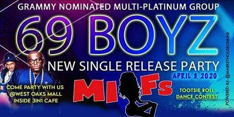 Grammy Nominated 69 BOYZ Single Release & I Love the 90's Party tickets