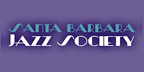 Santa Barbara Jazz Society presents Jeff Elliot & Friends tickets