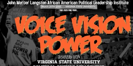 John Mercer Langston African American Political Leadership Institute tickets