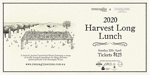 2020 Harvest Long Lunch