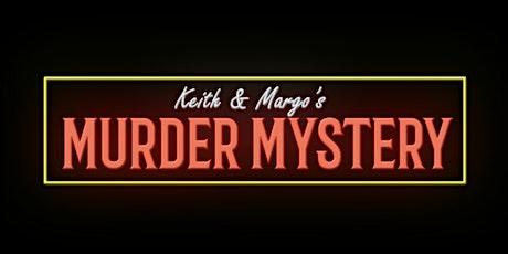 Keith & Margo's CSI Murder Mystery at Celebrations tickets