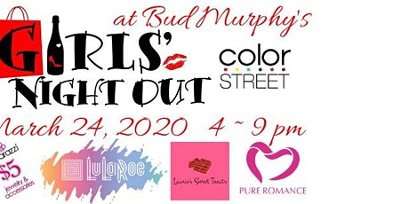 Girls' Night Out at Bud Murphy's! tickets