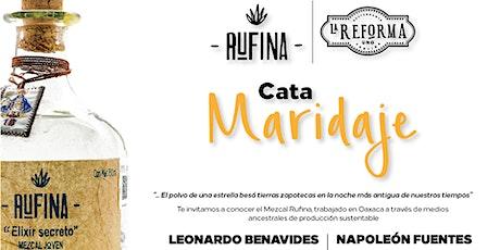 Hilton Guadalajara Cata Maridaje de Mezcal Rufina / Evento Privado boletos