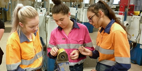 Tradies for a Day 4 Girls,@ Moranbah 2020 tickets