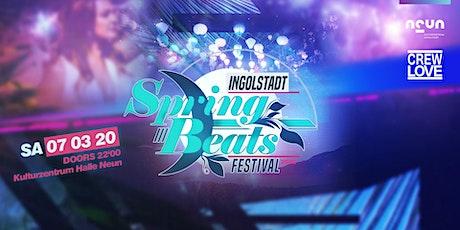 Spring Beats I Ingolstadt Tickets