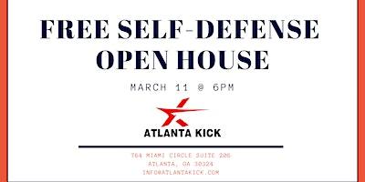 Free Self Defense Open House