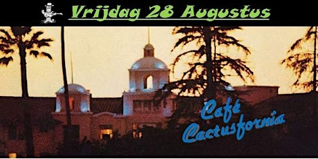 Story of the Eagles (Eagles Tribute Band) live in De Cactus op 28-8-2020 tickets