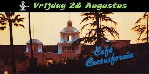 Story of the Eagles (Eagles Tribute Band) live in De Cactus op 28-8-2020