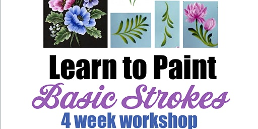 Basic Strokes 4 Week Workshop!