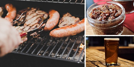 BACON, BEER, & BBQ tickets