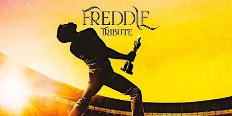 Freddie Mercury - Tribute night tickets