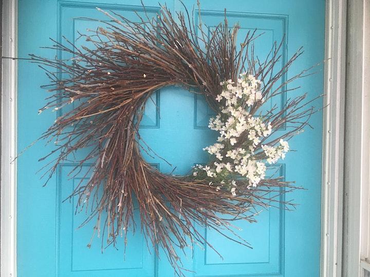 Spring Wreath Making image