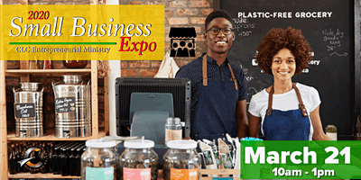 CLCWW Entrepreneurial ministry  presents Small Business EXPO 2020