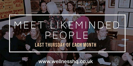 Wellness HQ Medway Meetup July 2020 tickets