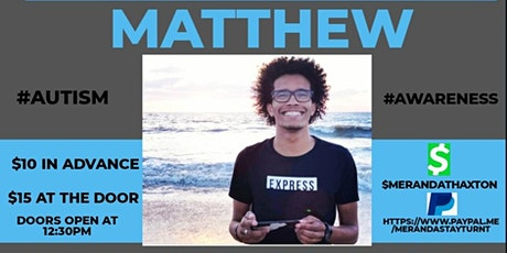 DANCE FITNESS PRESENTS JUSTICE 4 MATTHEW tickets