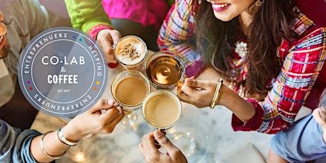 CO-LAB & Coffee July  Meetup tickets