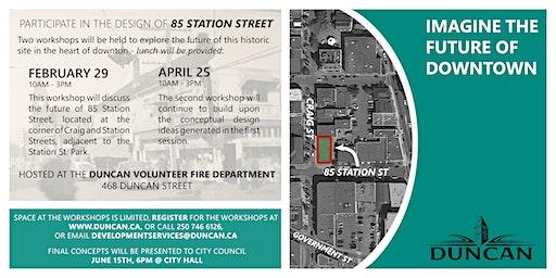 Public Engagement Workshop: 85 Station Street