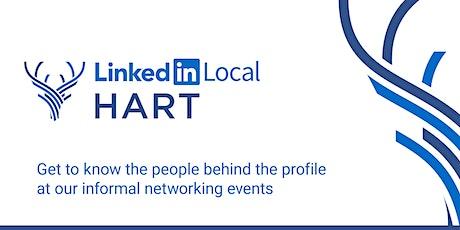 LinkedIn Local Hart: April tickets