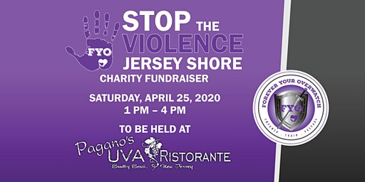 Stop the Violence Jersey Shore Fundraiser