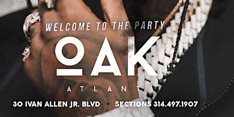Real Pop Smoke At Oak ATLANTA tickets