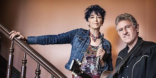 Nell Robinson and Jim Nunally Band