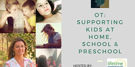 Occupational Therapy For Kids At Home, School and Preschool tickets