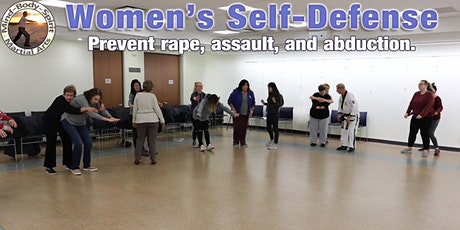 Womens  Self Defense - Plainview-Old Bethpage Library tickets