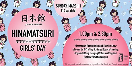 Hinamatsuri - Girls' Day tickets
