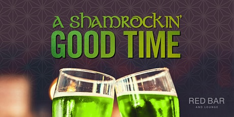 St. Patrick's Party at Red Bar and Lounge tickets