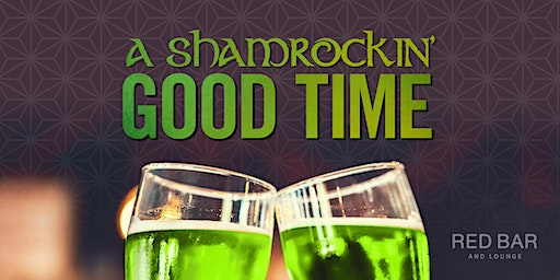 St. Patrick's Party at Red Bar and Lounge