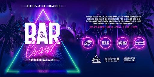 Elevate Dade Bar Crawl