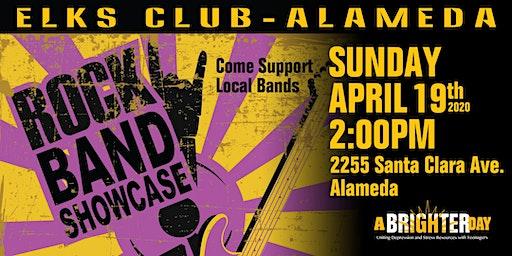 Rock Band Showcase Alameda 2020
