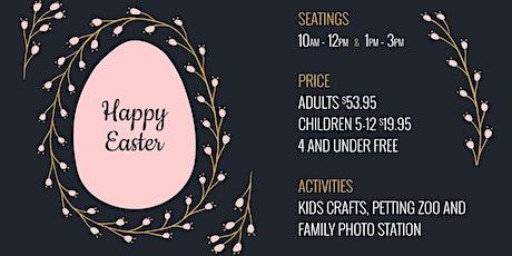Easter Brunch  tickets