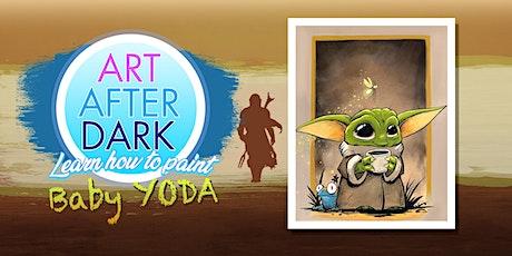 Art After Dark, Baby Yoda tickets