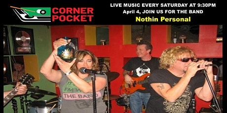 Nothin Personal Band Returns To The Pocket tickets