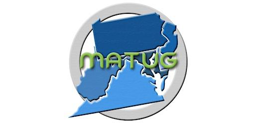 Mid-Atlantic Tandem User Group (MATUG) Meeting 2020