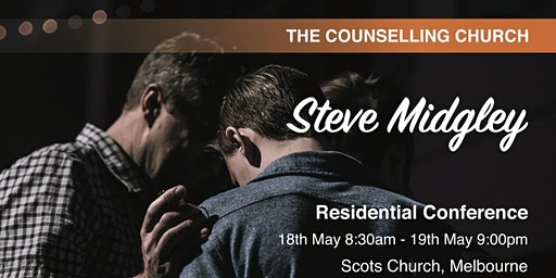 The Counselling Church: Residential conference with Steve Midgley
