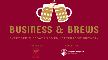 Business and Brews tickets