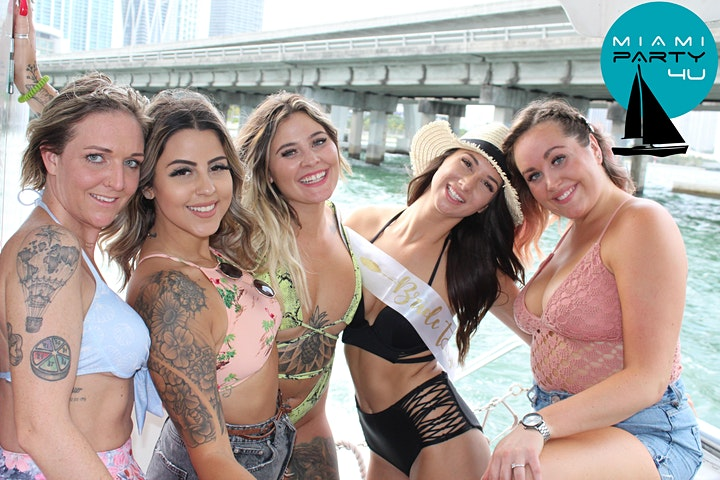 Miami Party Boat image