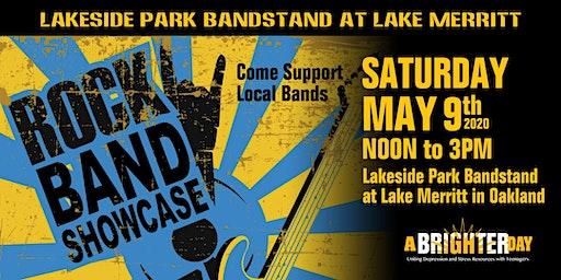 Rock Band Showcase Oakland 2020